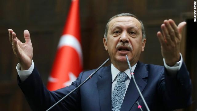 "Erdogan: ""Turkey's way of governance has changed"""