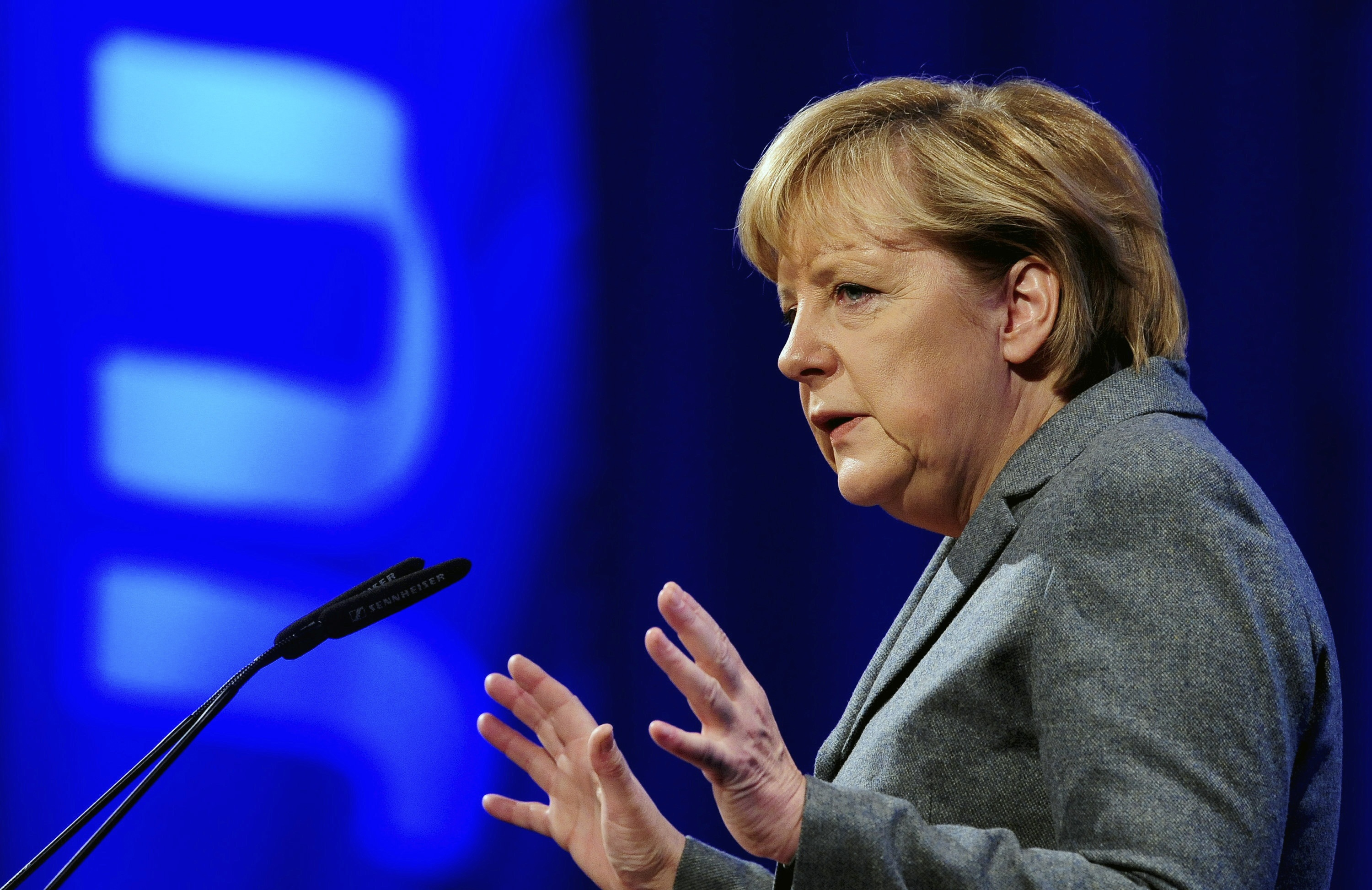 Merkel expects the involvement of the IMF in the new funding package