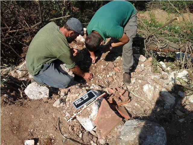 Remains from the Roman period discovered in the northeast of Albania
