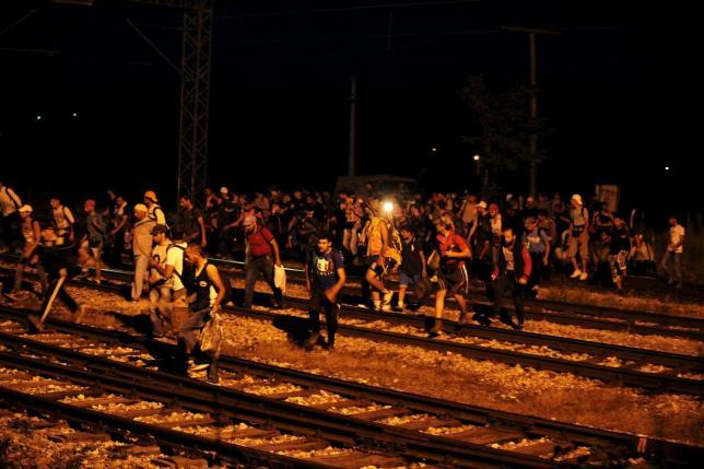 Migrants in Serbia spend 6 million EUR per day