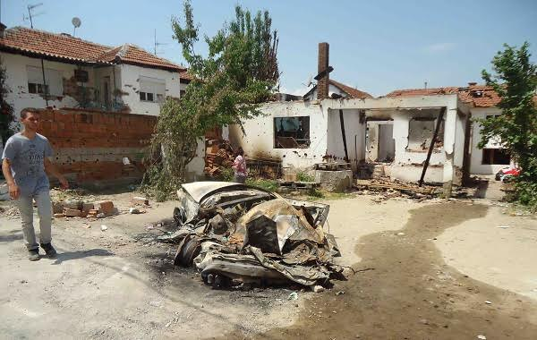 3 months following the events in Kumanovo, the state pays for the damages