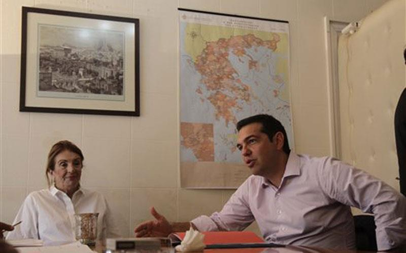 Tsipras: The migration problem goes beyond Greece