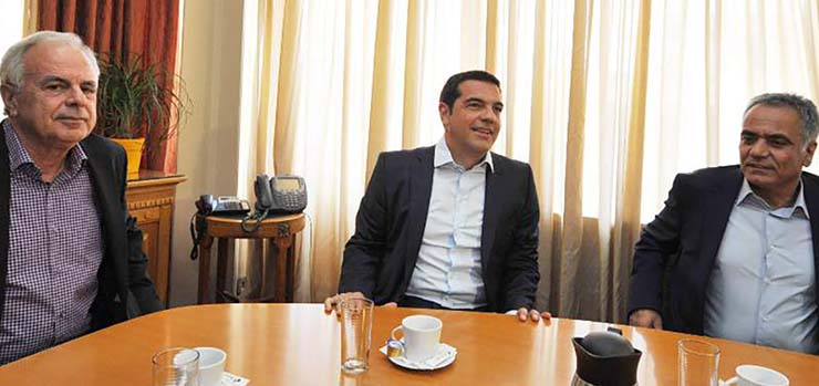 Tsipras: Rural policy program of over EUR 6 bn by 2020 – We are fighting for 13% VAT for farmers