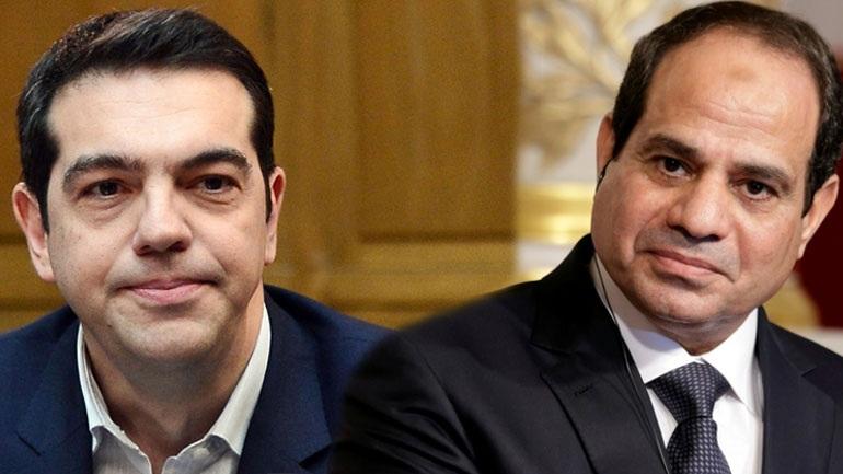 Alexis Tsipras to visit Egypt