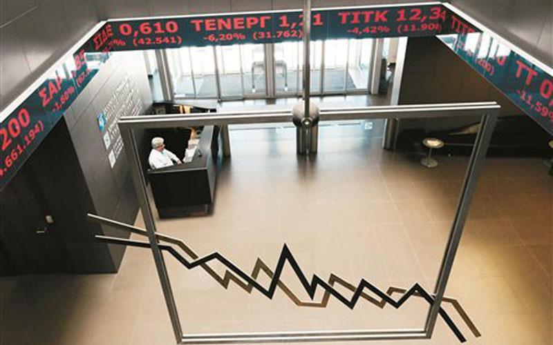 Greek stock market turmoil following announcement of fresh relief measures