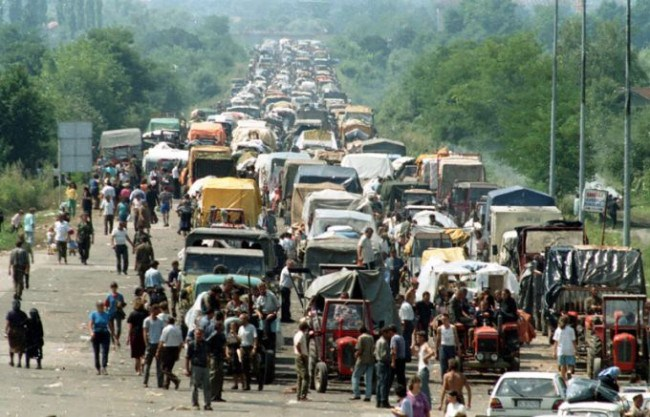 "Operation ""Storm"" 20 anniversary: Grief in Serbia, parade in Croatia"