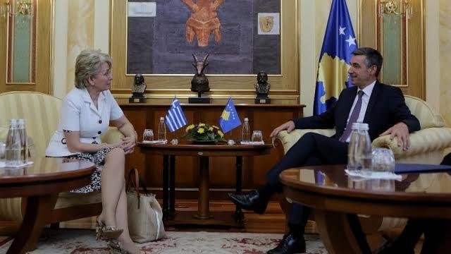 Greece backs Kosovo's integration in international organizations