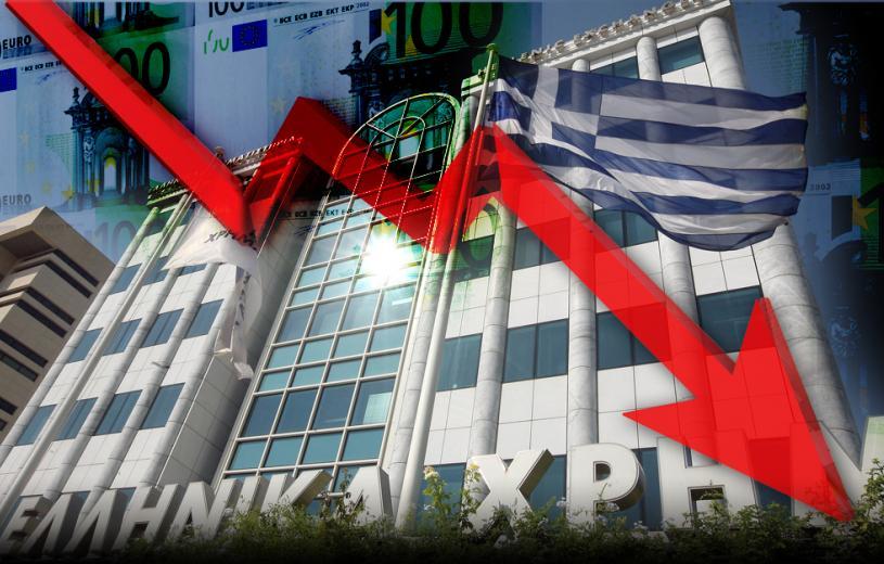 Greek Stock Market re-opens after 5 weeks; shares plunge
