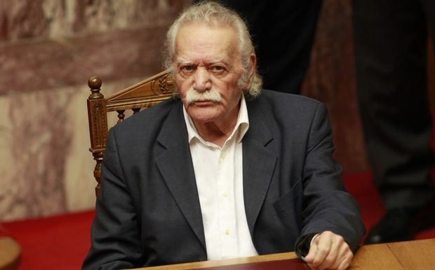 Glezos: 'A split in SYRIZA would be a victory of the reactionary forces'