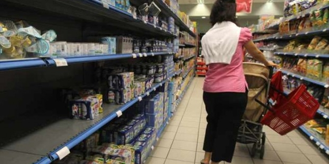 Almost certain shortage of goods in September