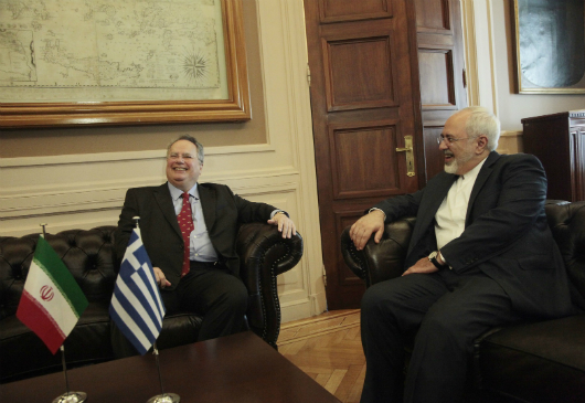 Kotzias – Zarif: Deepening of cooperation and bilateral relations between Greece – Iran