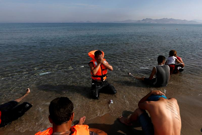 New refugee tragedy after boat sinks off the coast of Turkey
