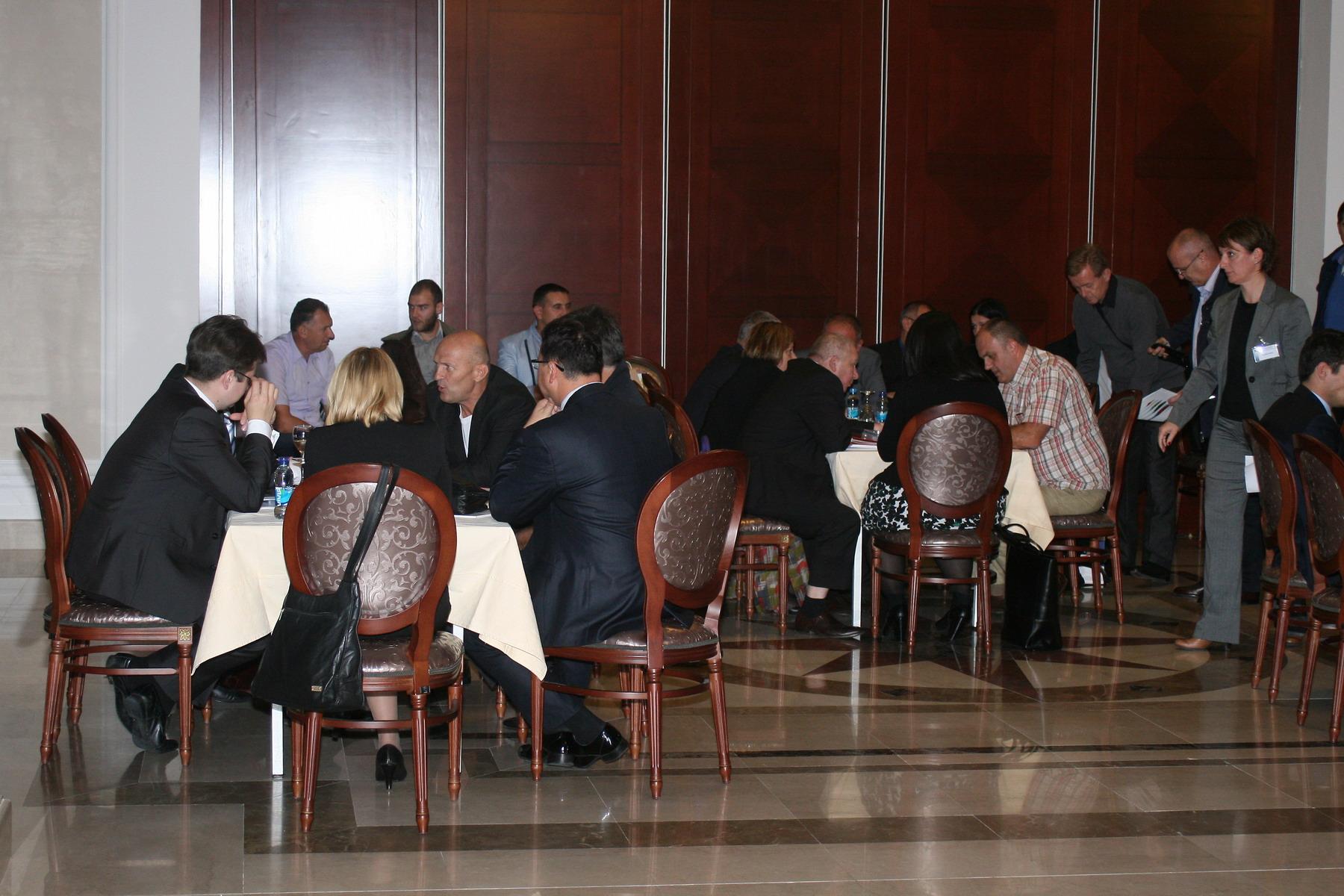 Republic of Srpska and Sankt Petersburg business people met in Banja Luka