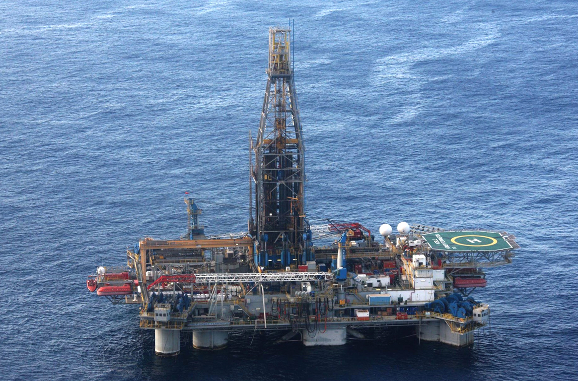 In winter 2016/2017 the first drilling in the Ionian Sea