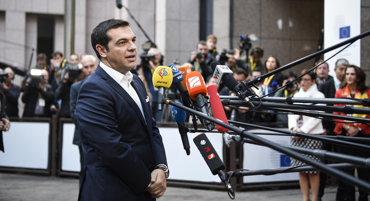 Tsipras: Europe has realized albeit late that the refugees are a European problem