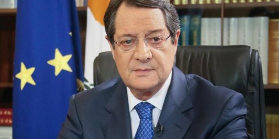 Anastasiades hosts lunch for the five Permanent Members of the UN Security Council