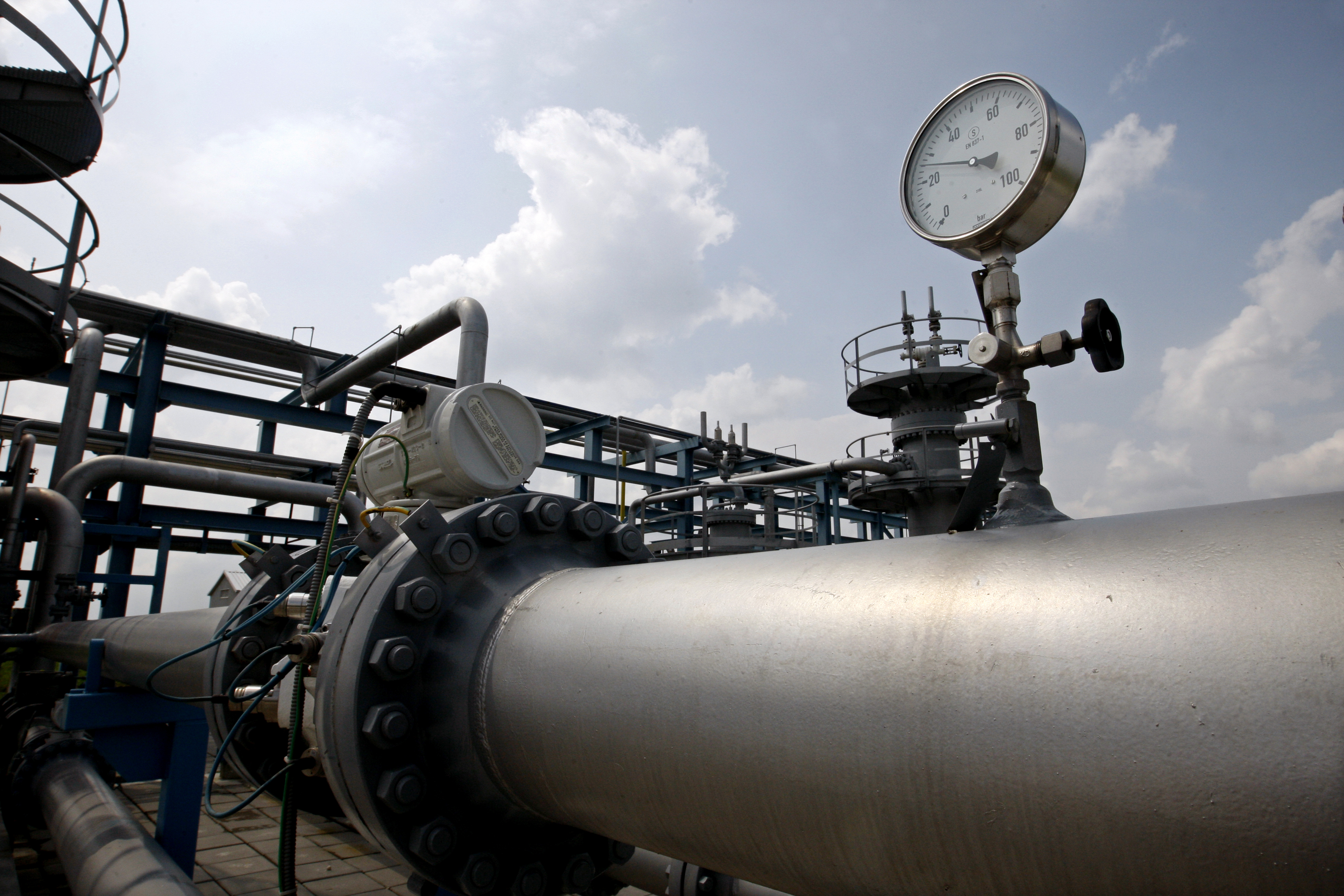 US money for gas pipeline projects