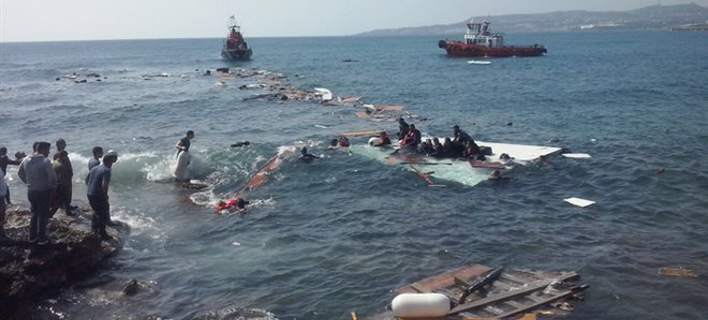 Lesbos: Tragic situation for the refugees