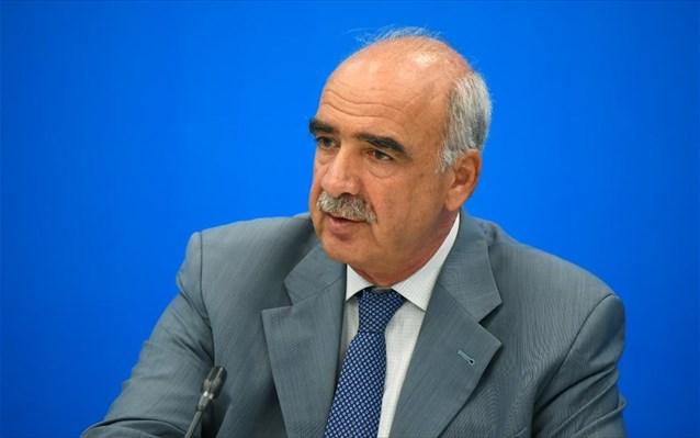 IBNA/Interview with Evaggelos Meimarakis President of New Democracy