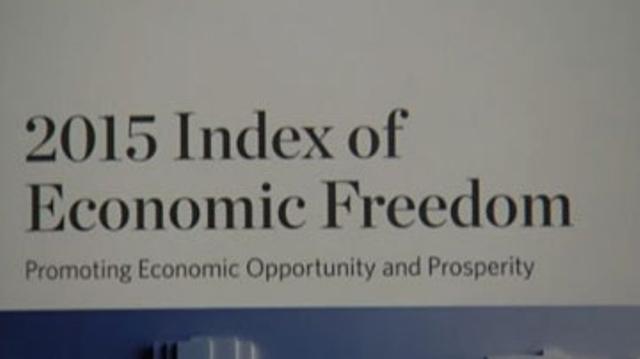 Economic freedom: Albania improves its ranking
