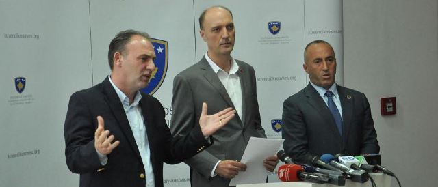 United opposition in Kosovo with the aim of overthrowing the government
