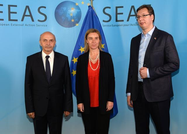 Dialogue is a condition for Kosovo's and Serbia's integration