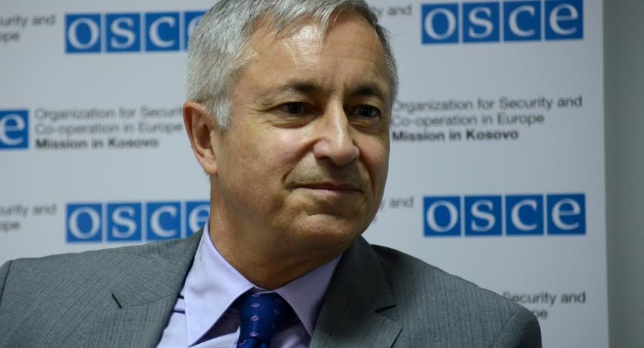 OSCE: Institutions must be more open to public