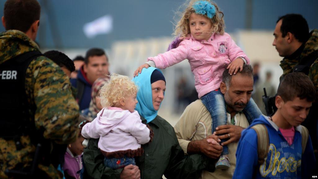 "The refugee ""business"" in FYROM"