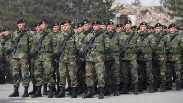 Kosovo is ready to create its army