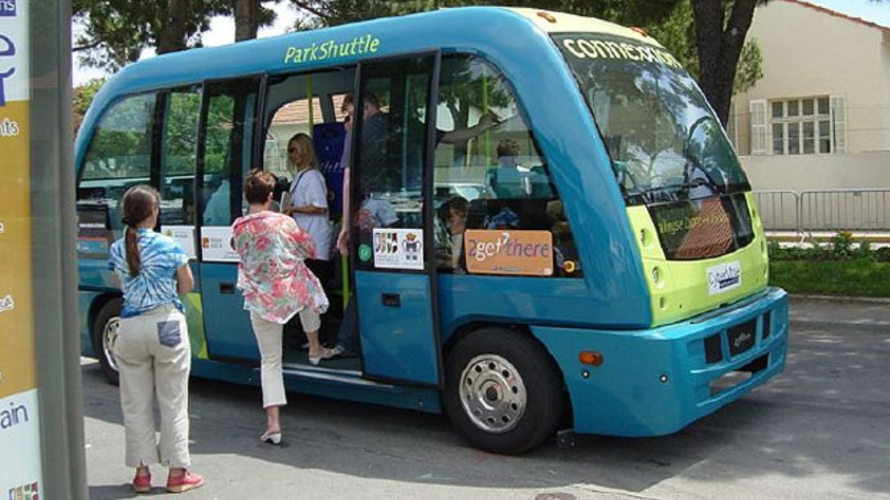 Trikala: The first bus without a driver prepares to make debute