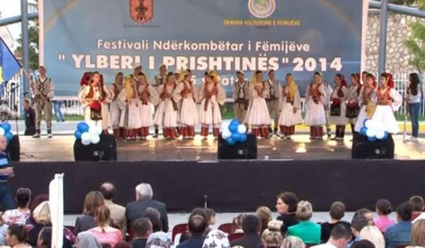 International children dance festival starts in Pristina