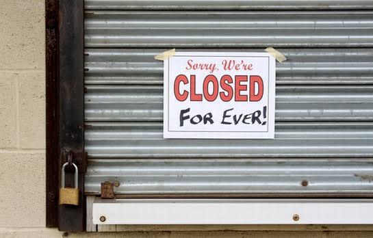 Businesses continue to shut down in Kosovo