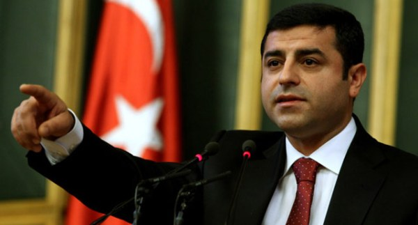 Prosecutor asks for the lifting of parliamentary immunity of the president of the HDP