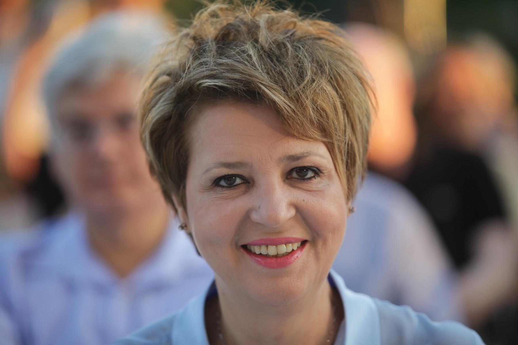 Olga Gerovasili leaves window open for post-election cooperation
