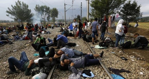 T: Romania can't deal with European Commission's migrant quotas