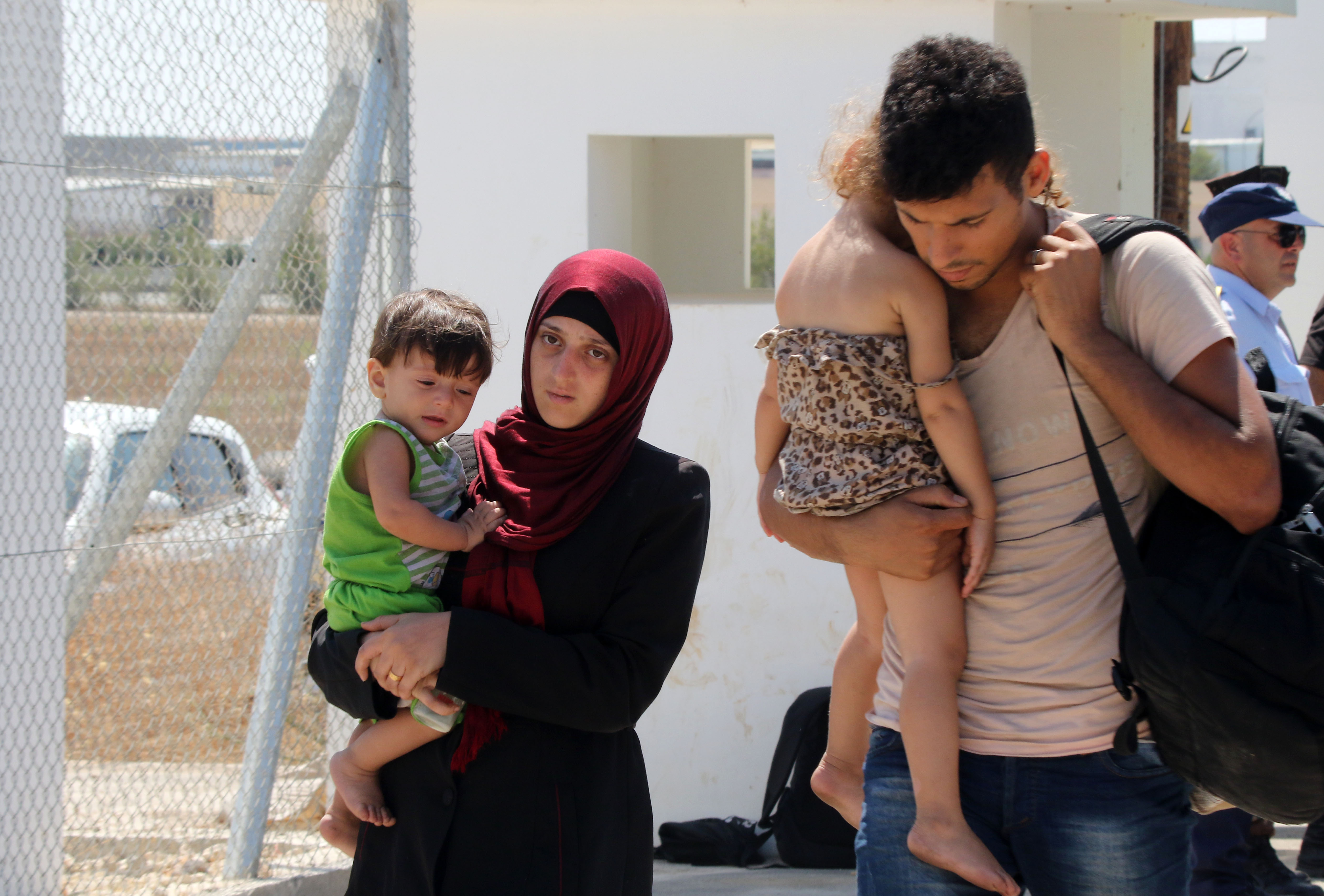 115 refugees saved by Cyprus authorities