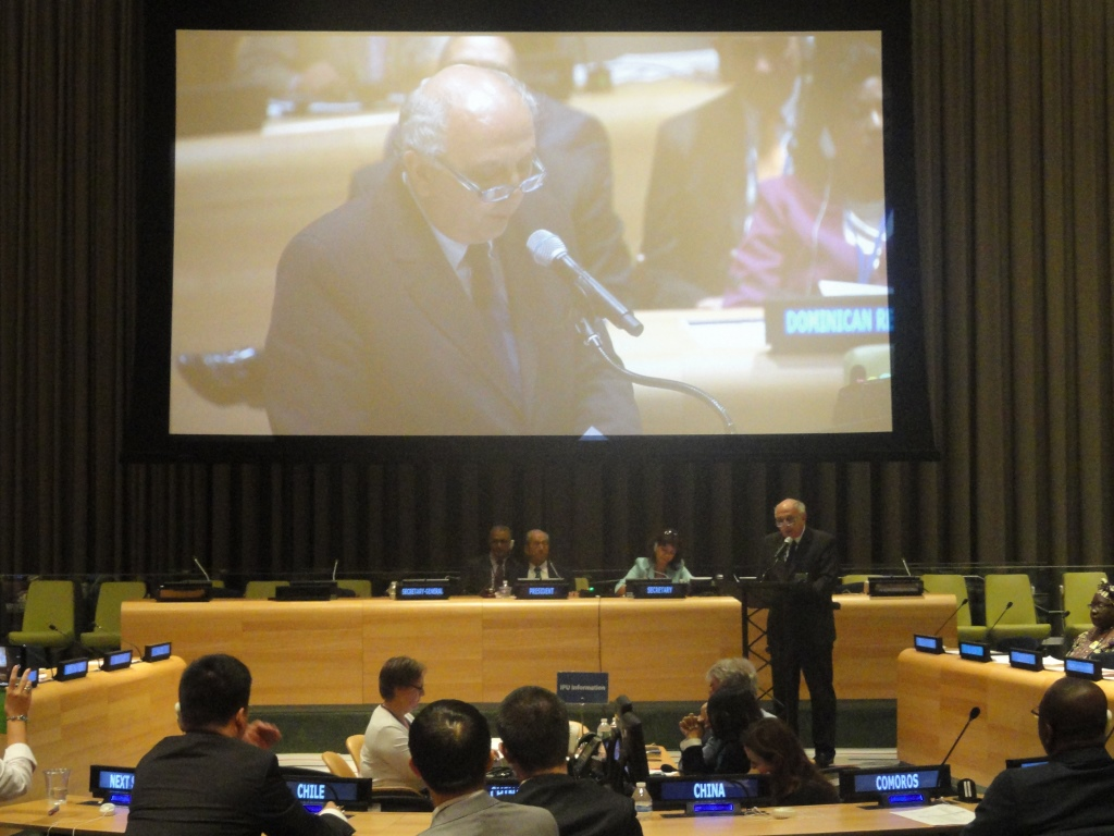 Amanatidis: Necessary to combat religious extremism