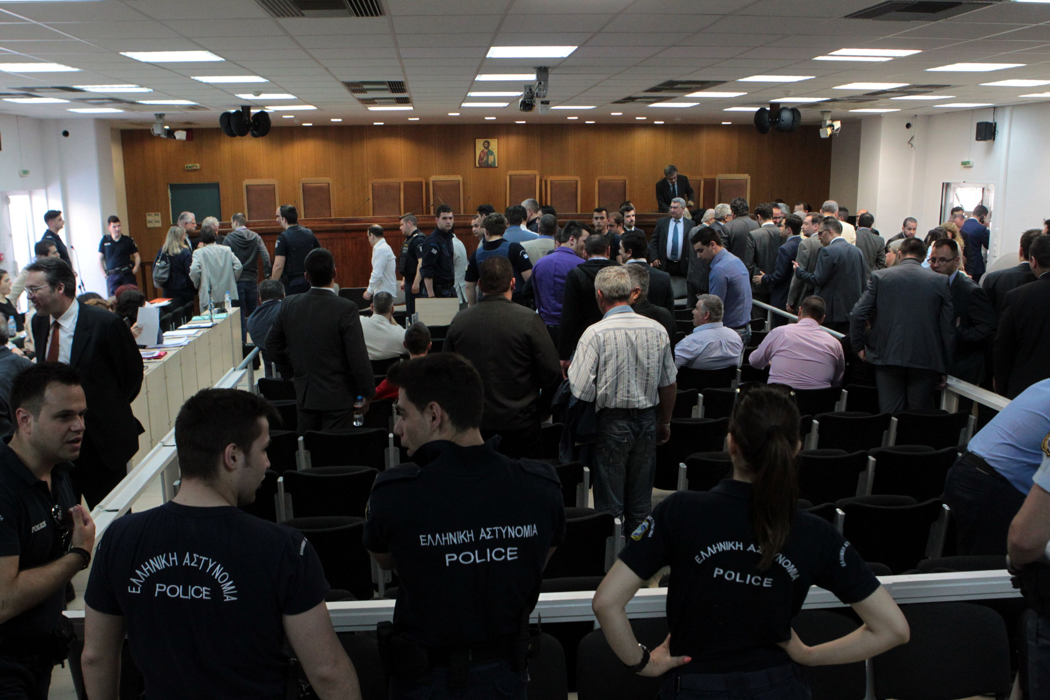 Golden Dawn trial to continue September 8