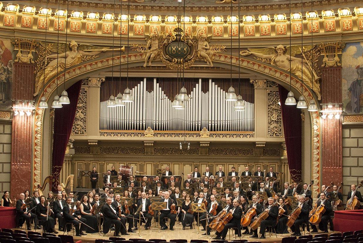 Twenty days of great music in Bucharest