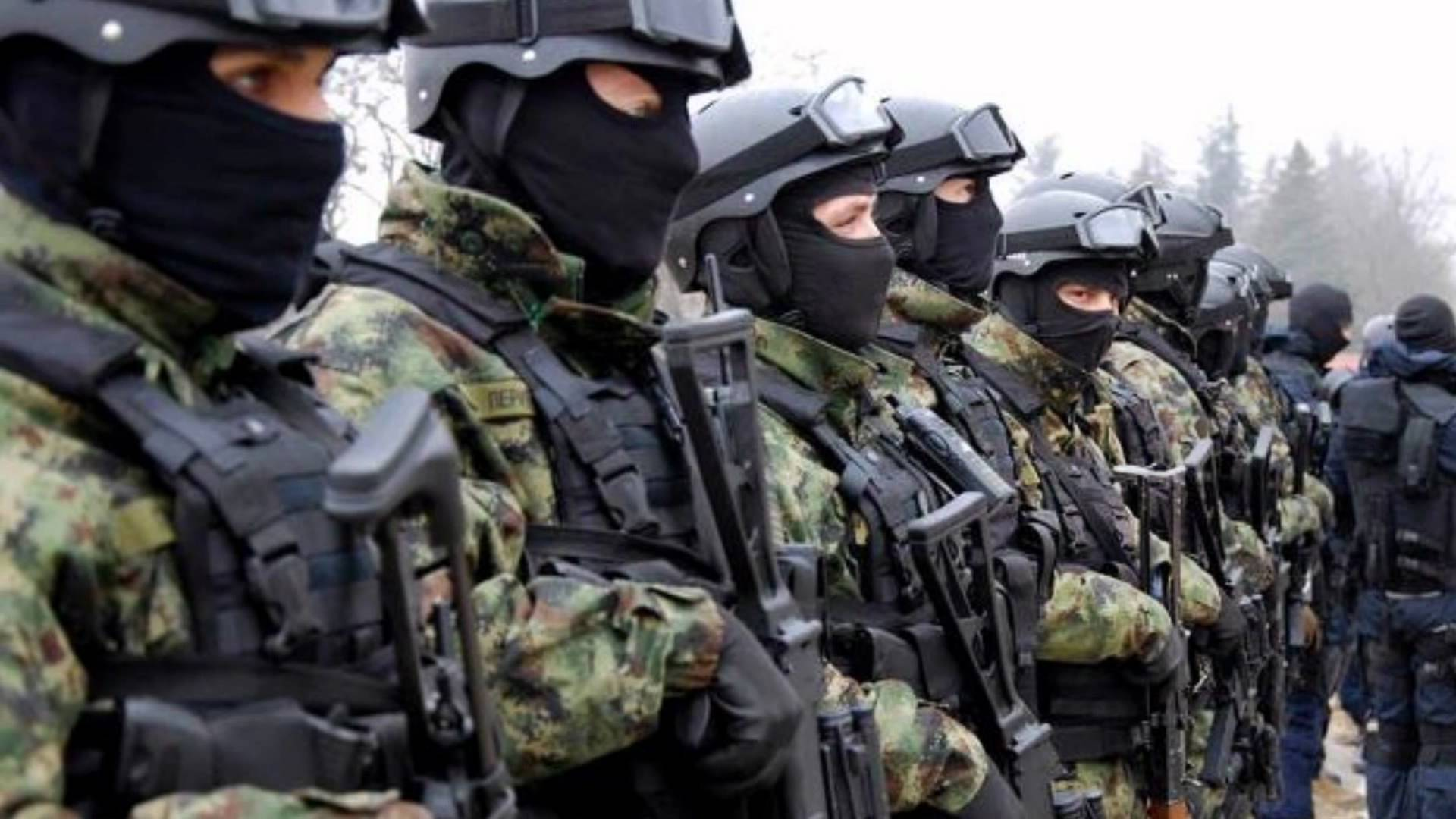 Serbia, Russia and Belarus to start military exercise