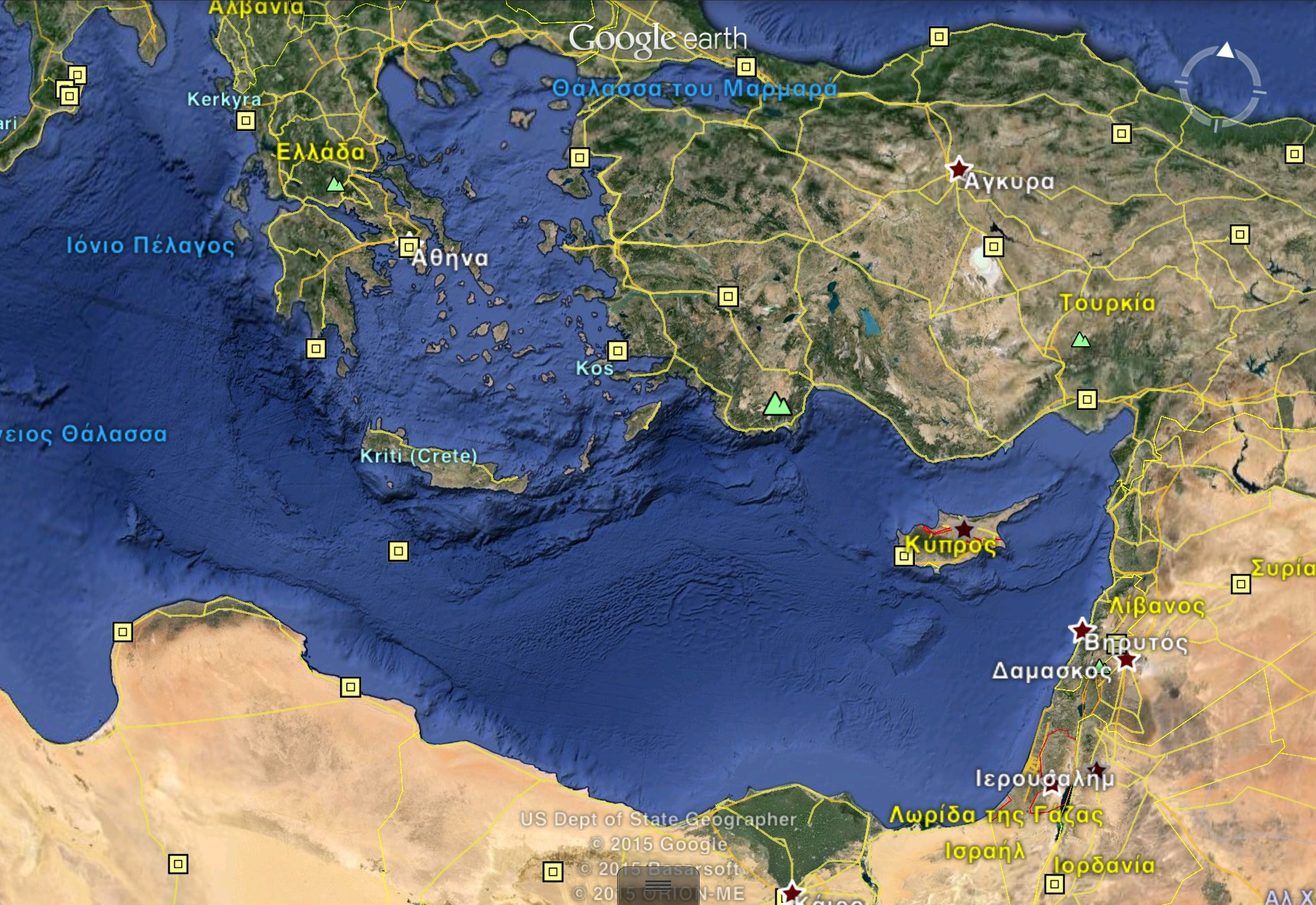 New gas discovery shakes eastern Mediterranean energy landscape once again