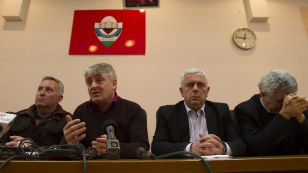 Presevo Valley demands the same association as the Serbs in Kosovo