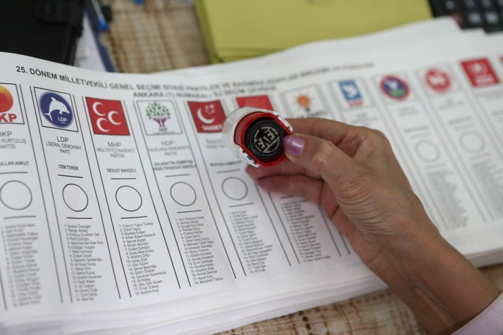 Turks vote in fear of the next day