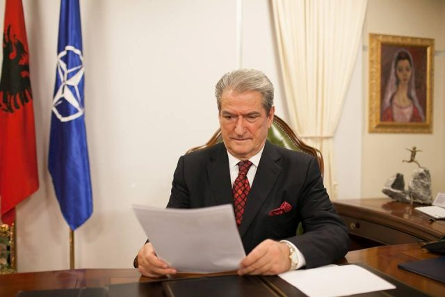 Business is going through a dramatic situation in Albania, former PM Berisha says