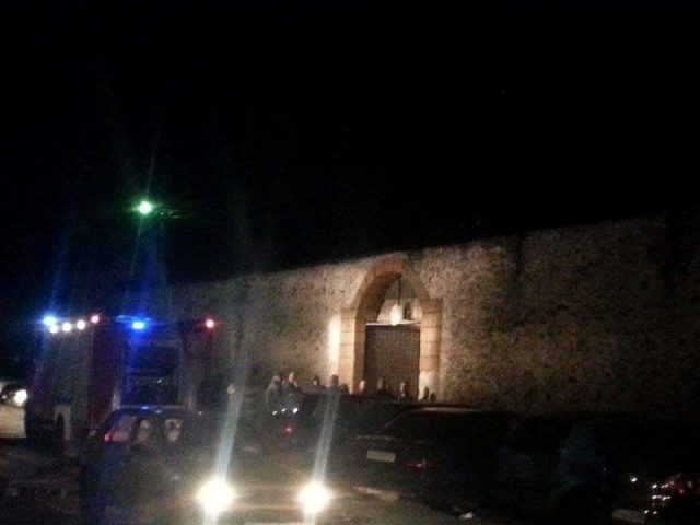 Fire in the Tetovo prison, 5 wounded