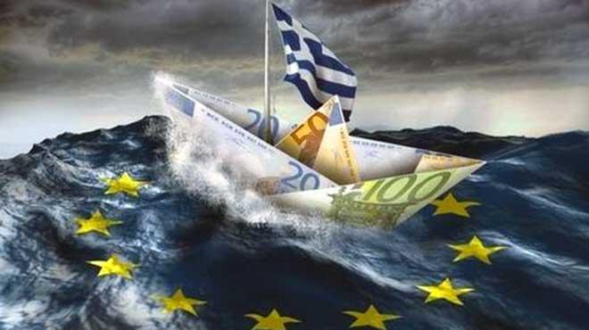 Complete derailment of the Greek economy in 2015