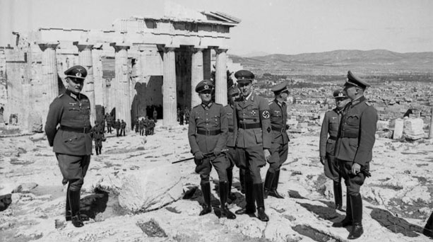Top Secret Report: Greece reserves the right to claim reparations from Germany for WWII