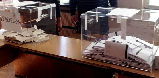 Bulgaria's referendum results show wide support for electoral rules reform