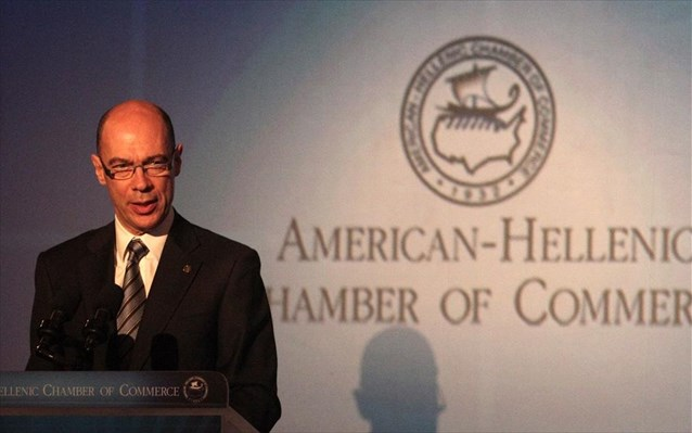 American Hellenic Chamber : Investment interest in the US under conditions