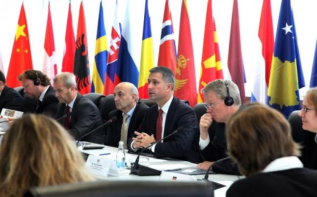 USA and EU are the main donors in the economy of Kosovo